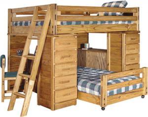 кровать двухъярусная, кровать детская двухъярусная